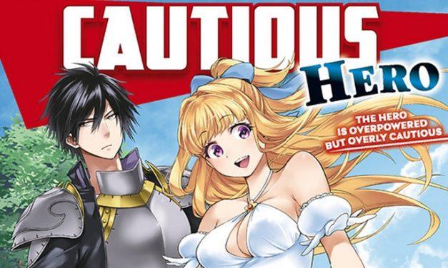 Sortie manga : Cautious Hero (Vol. 1 et 2), un héro bien trop prudent !