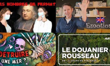Apprendre avec YouTube #190 : Scienticfiz, Cookie connecté, Melvak, La Geozone, Photo Synthèse…
