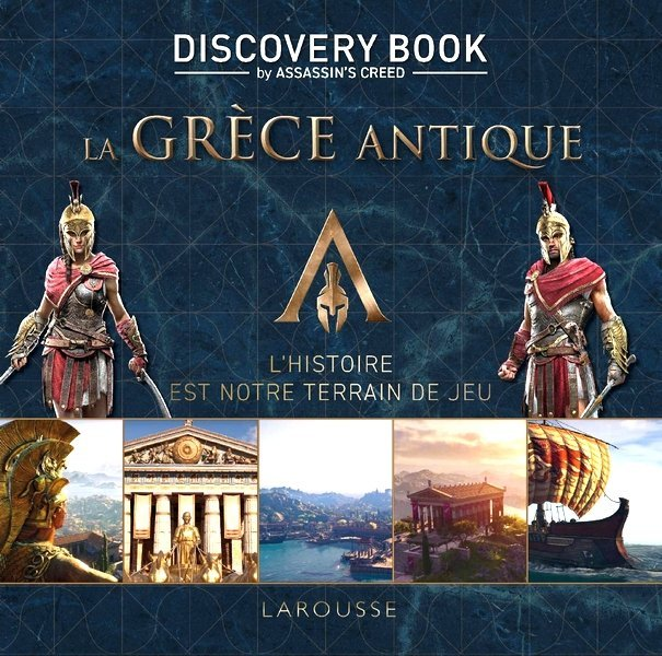 discovery book grece