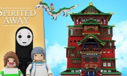 Un set LEGO «Le Voyage de Chihiro» imaginé par un fan