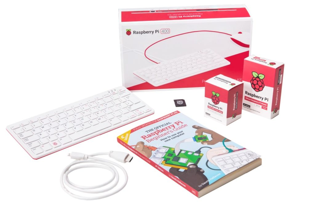 kit raspberry pi 400