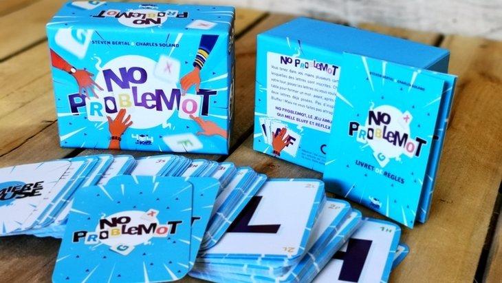 No Problemot, un jeu de lettres où il faut savoir bluffer !