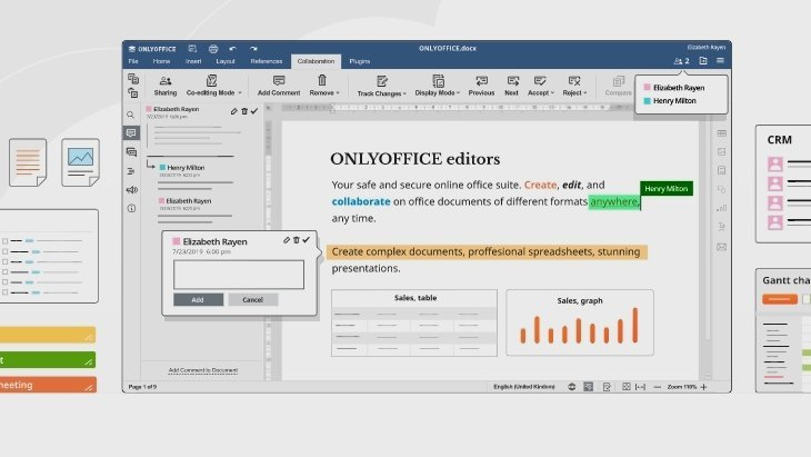 ONLYOFFICE, une alternative sérieuse à la suite bureautique de Microsoft