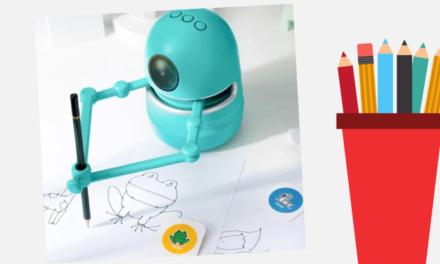 Un robot dessinateur pour stimuler ta créativité