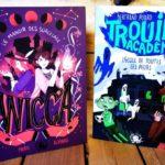 Sorcellerie et sueurs froides : deux romans jeunesse publiés chez Poulpe Fictions