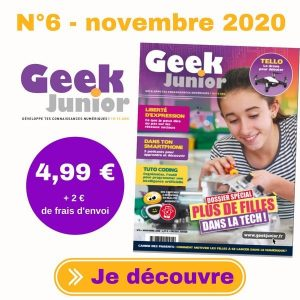 Geek Junior n°6