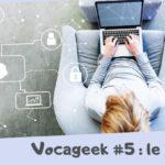 Vocageek #5 : le Cloud, ou comment tes données vont dans les nuages