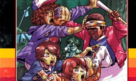 Stranger Things : Zombie Boys (T1), un comics hommage à la vidéo amateur