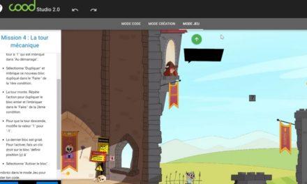 Ateliers COOD : apprends à coder ton propre jeu vidéo à la maison !