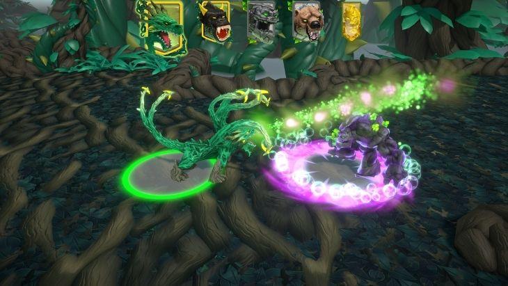 Eldrador Creatures : les figurines s'invitent dans un jeu vidéo