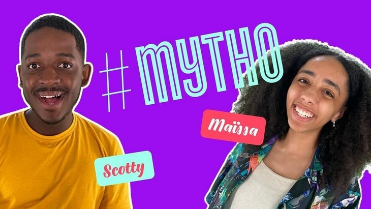 Mytho, la chaîne YouTube qui décrypte les fake news