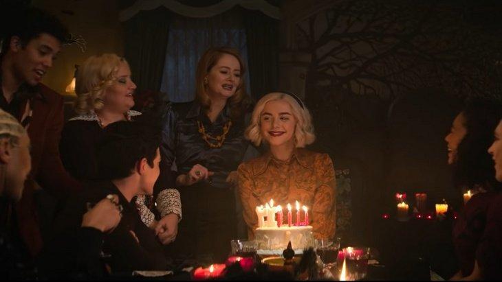 «Les Nouvelles aventures de Sabrina» de retour sur Netflix (saison 4) pour terminer en beauté