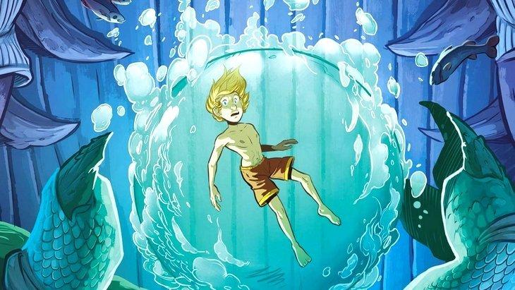 Sortie BD : Les Géants (T2) Siegfried, la série fantastique développe son intrigue