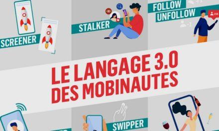 « Ghoster », « Stalker », « Swiper » … La langue des mobinautes décortiquée dans un glossaire