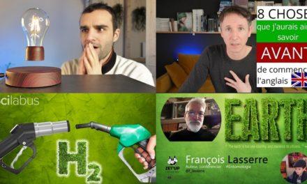 Apprendre avec YouTube #196 : Dr Nozman, TéléCrayon, Zet'Up, Scilabus, Ichiban Japan…
