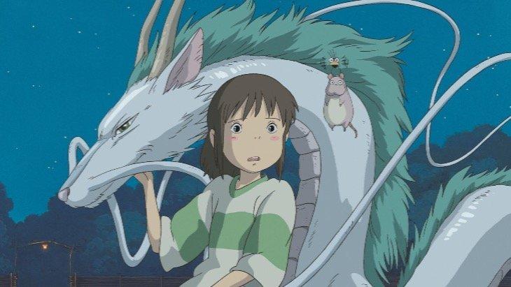 Le Studio Ghibli rend téléchargeable des centaines d'images