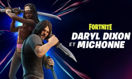 The Walking Dead x Fortnite : Daryl Dixon et Michonne arrivent sur l'île !