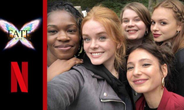 La nouvelle série Netflix «Destin : la saga Winx» se dévoile dans un trailer