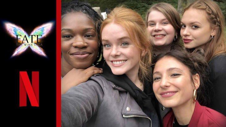 """La nouvelle série Netflix """"Destin : la saga Winx"""" se dévoile dans un trailer"""