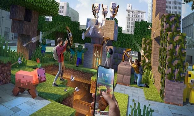 30 juin 2021 : la fin de Minecraft Earth