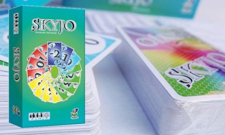 Le jeu de société de la semaine #1 : Skyjo
