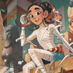 Tavutatèt, une BD entre Égypte ancienne et aventure fantastique