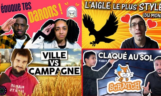 Apprendre avec YouTube #199 : Mytho, Biosfear, Max Bird, Evolukid, Zet'Up…