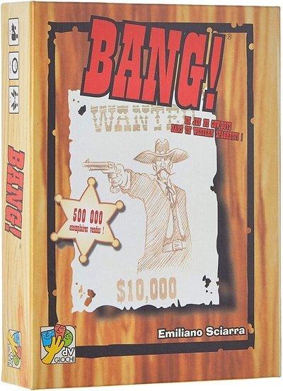 jeu de cartes Bang