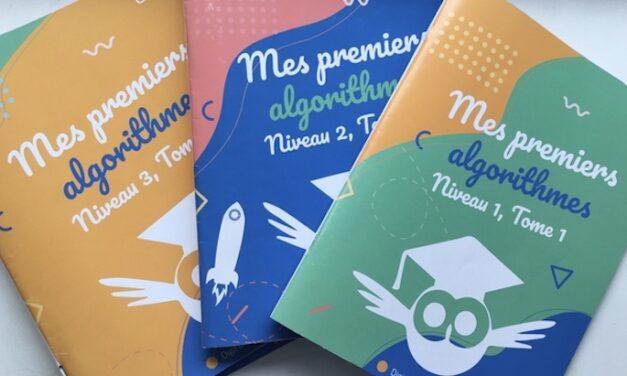 Les cahiers pédagogiques Digit'OWL à soutenir sur Ulule !