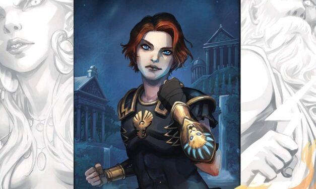 «Immortals Fenyx Rising» (T1), une BD dans l'univers du jeu vidéo