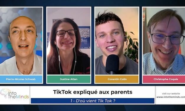 Le podcast du mois IntoTheMinds x Geek Junior : TikTok expliqué aux parents