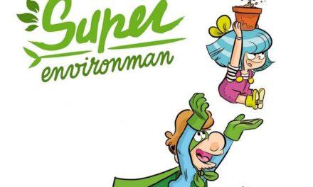 Sortie BD : Super Environman (T1), un papa super-héro pour lutter contre le dérèglement climatique