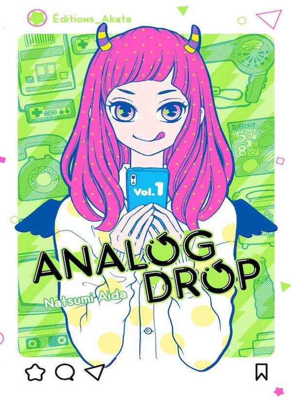 Analog Drop VOL 1