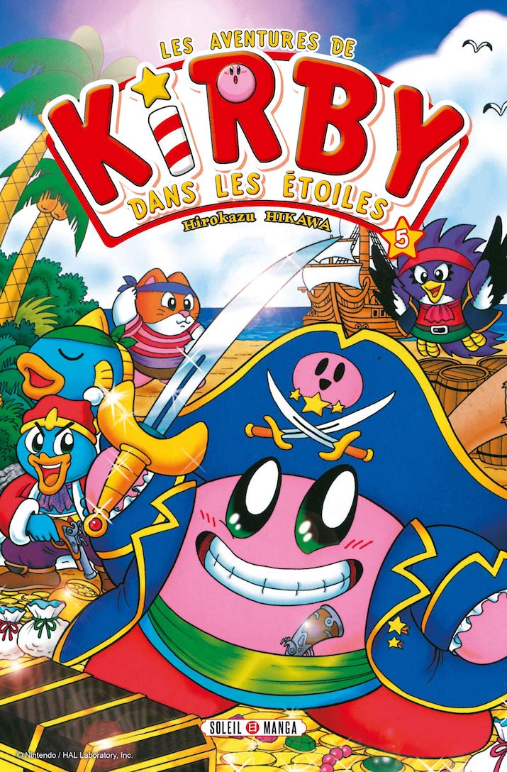Kirby tome 5