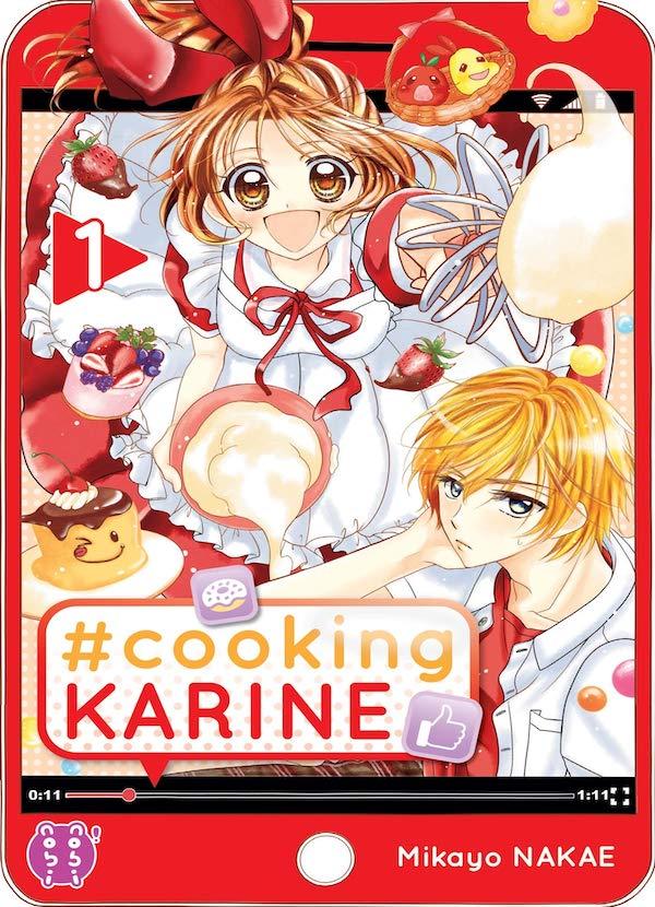 Cooking Karine