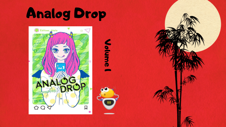 Sortie Manga : Anlaog Drop (Vol.1)