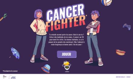 Cancer Fighter : le premier jeu vidéo pour sensibiliser les jeunes contre le cancer
