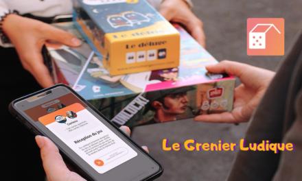 Le Grenier Ludique : loue, achète ou vend tes jeux de société