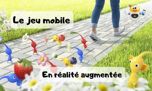 Nintendo x Ninantic : Pikmin le jeu mobile en réalité augmentée