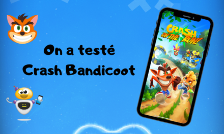 On a testé Crash Bandicoot : On the run !