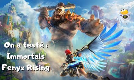 Immortals Fenyx Rising : un jeu entre Zelda et Assassin's Creed