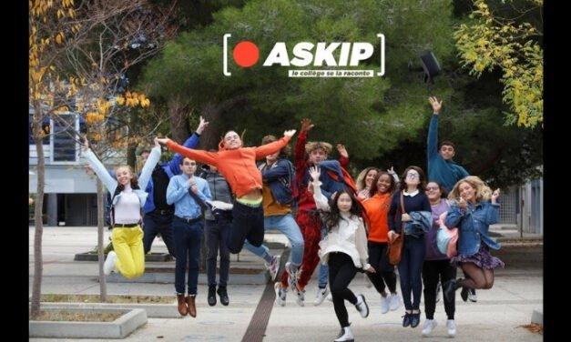 Askip : le collège se la raconte (saison 2)