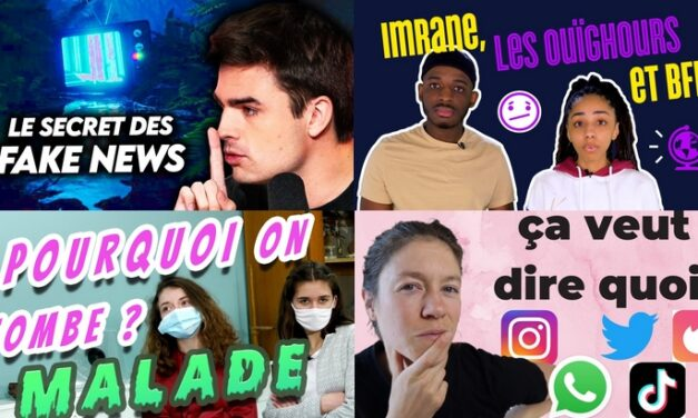 Apprendre avec YouTube #202 : SVT Beuve, Scienticfiz, Lea-english, Zetup, Mytho, Hit The Road…