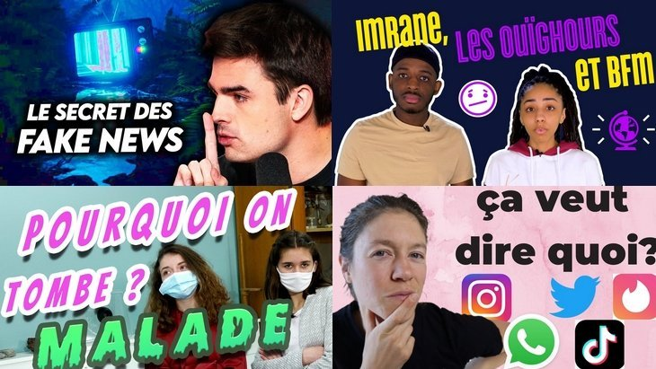 Apprendre avec YouTube #202 : SVT Beuve, Scienticfiz, Lea-english, Zetup, Mytho, Hit The Road…
