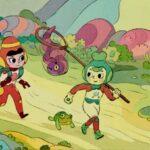 Sortie BD : Chasma Knights, une histoire pop et coloré au pays des jouets