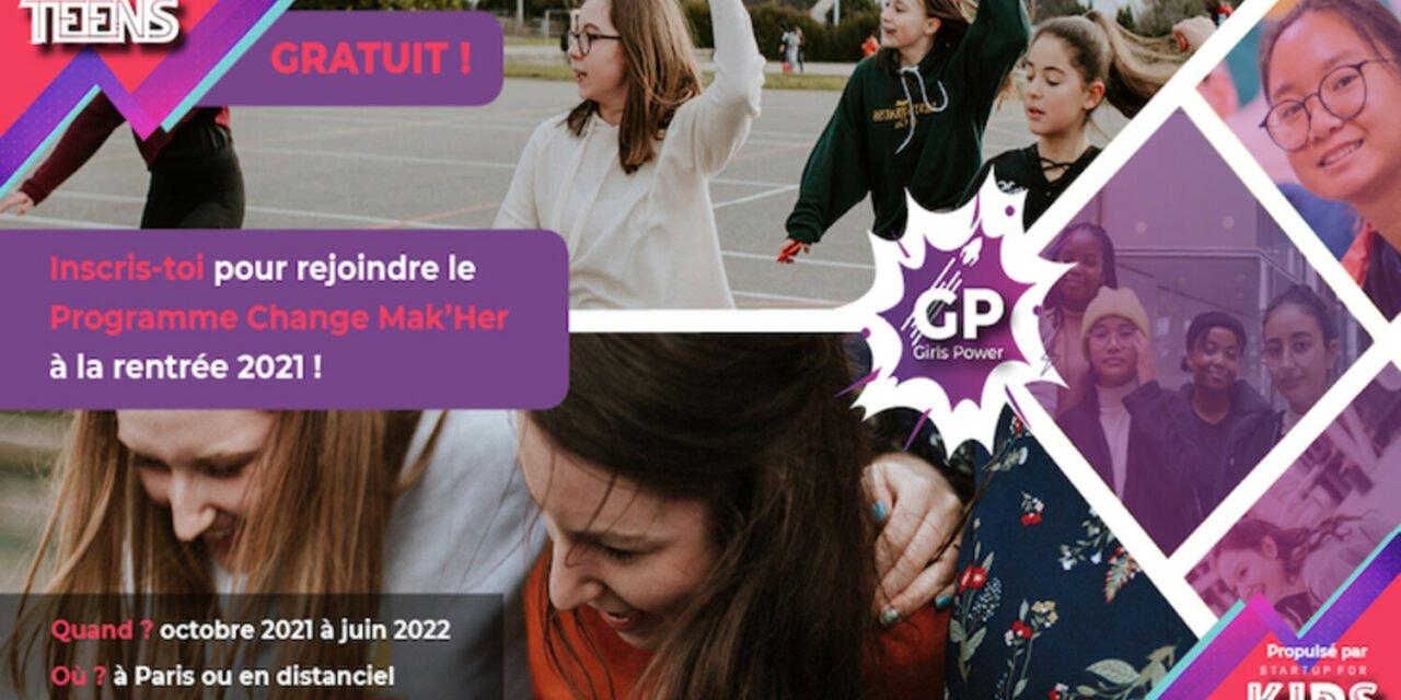 Inscris-toi à Mak'her et lance un projet pour l'égalité hommes/femmes !