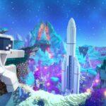 Minecraft part dans l'espace avec une map spéciale Ariane 5