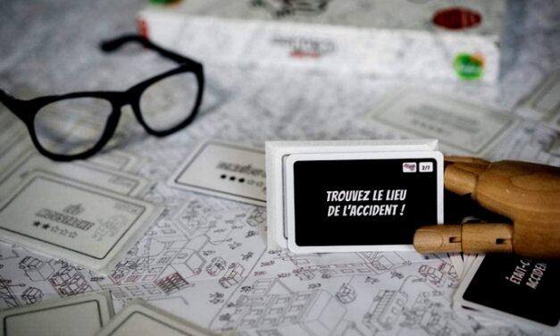 Le jeu de société de la semaine #5 : MicroMacro Crime City