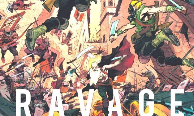 Sortie BD : Ravage (T3), la fin de l'adaptation du roman de Barjavel