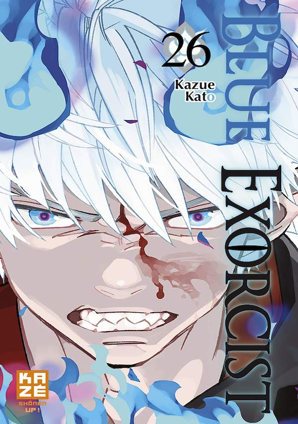 Blue Exorciste VOL26